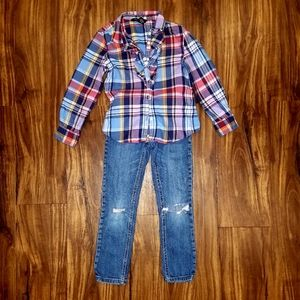 Ralph Lauren Girl's outfit